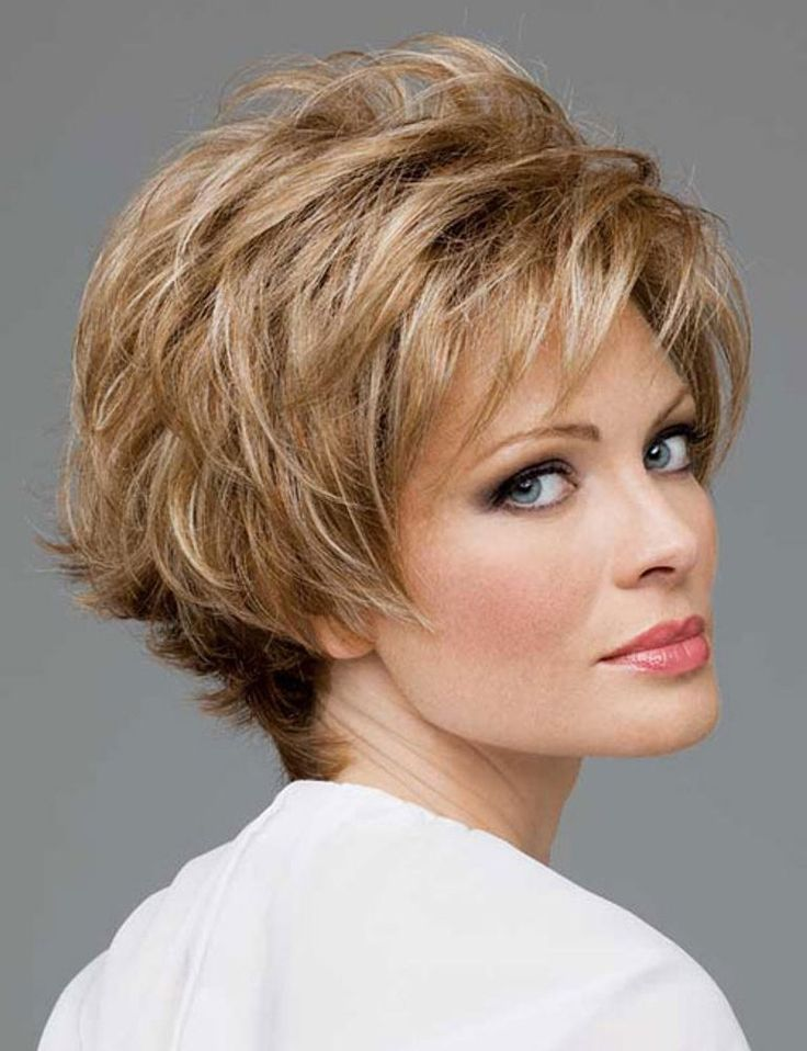 Fine Hairstyle Short Hair Cuts For Women Over