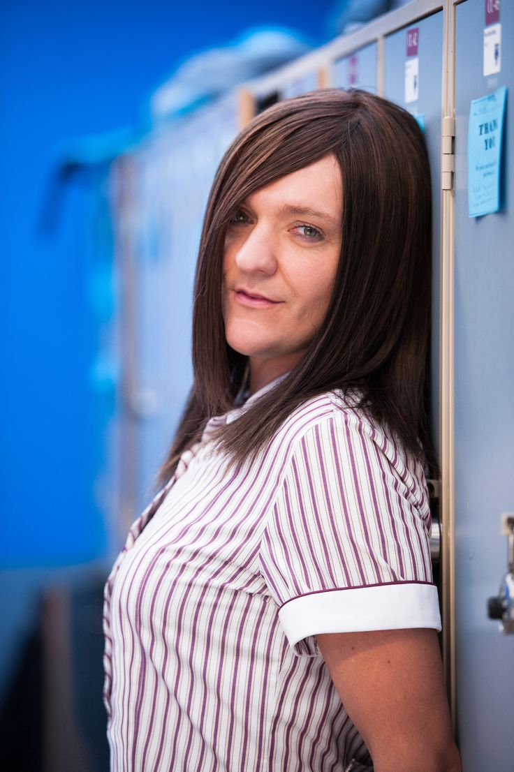 I love this show. This guy named Chris Lilley dresses up as a school girl named Ja'mie. The show is hilarious