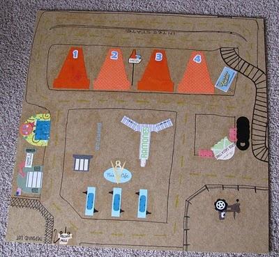 Cars Board: Crafts Ideas, Radiator Springs A, Cars Theme, Happy Places, Radiator Spring A, Springs A Happy, Cars Boards, Spring A Happy, Plays Cars