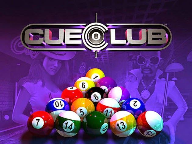 Cue Club Snooker Game