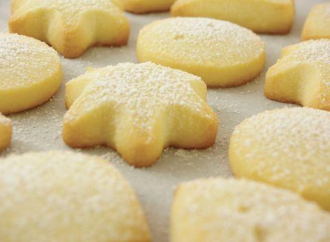 Shortbread Sugar Cookies | Delight Gluten Free Magazine