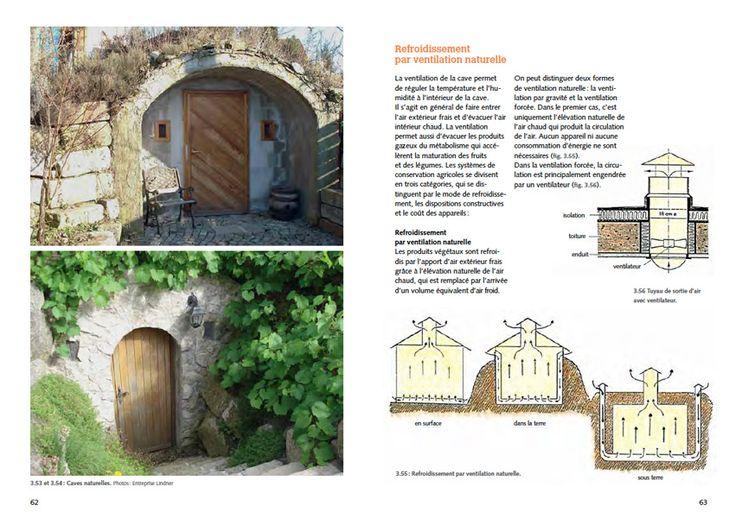 les 13 meilleures images du tableau construire un cave naturelle sur pinterest construire. Black Bedroom Furniture Sets. Home Design Ideas