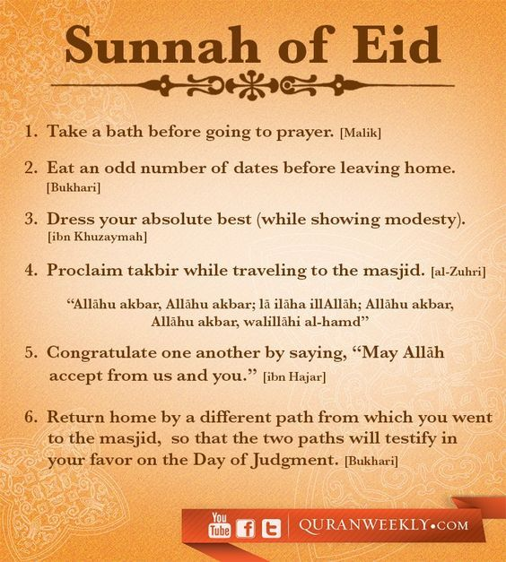 Sunnah-of-Eid: Eid Mubara: Eid Al Adha, What is Eid? When is Eid? How to celebrate Eid?