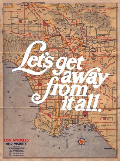 Want this printed!Weekend Getaways, Maps, Travel Tips, Travelquotes, Places, Los Angels, Roads Trips, Travel Quotes, Wanderlust