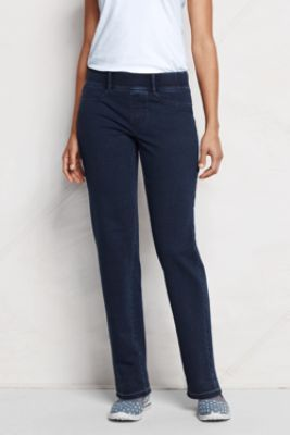 c2adac7f0ffc1 Lisa Moves: Review of Starfish Indigo Pants from Lands End: don't ...