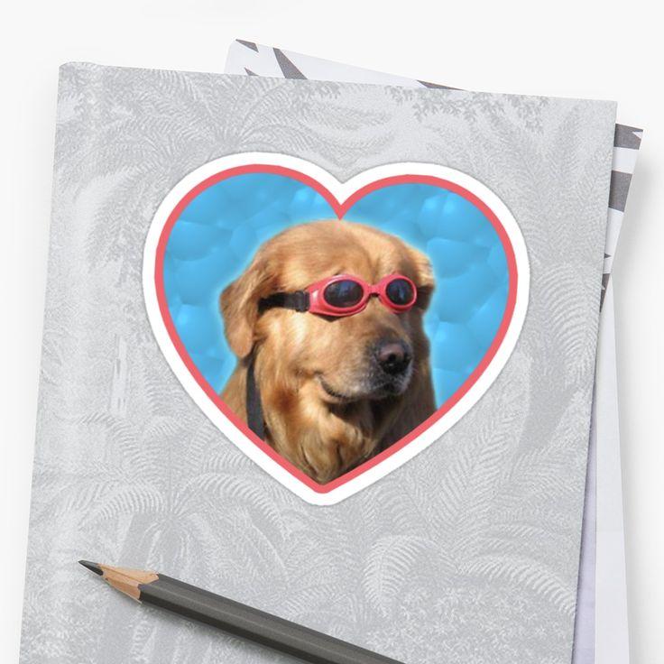 d11acd83e60  Doggo Stickers  Swimmer Dog  Sticker by Elisecv
