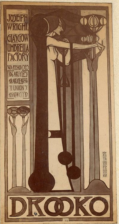 the glasgow school – margaret macdonald