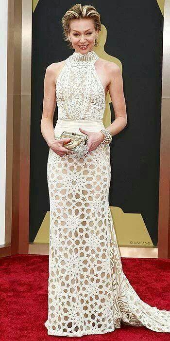 Porsha DeRosi~Oscars 2014