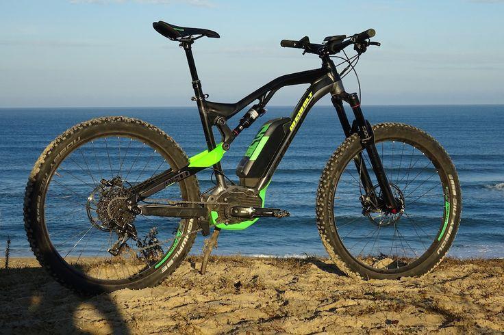 Le VTT électrique Lapierre Overvolt AM500+ - © Vélo 101  Toute reproduction, même partielle, sans autorisation, est strictement interdite.