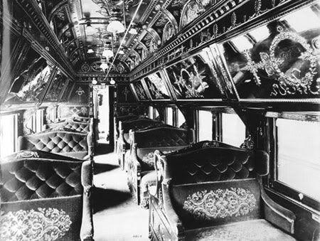 старые поезда интерьер - Google Search