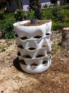 Image Result For  Gallon Barrel Garden Planters