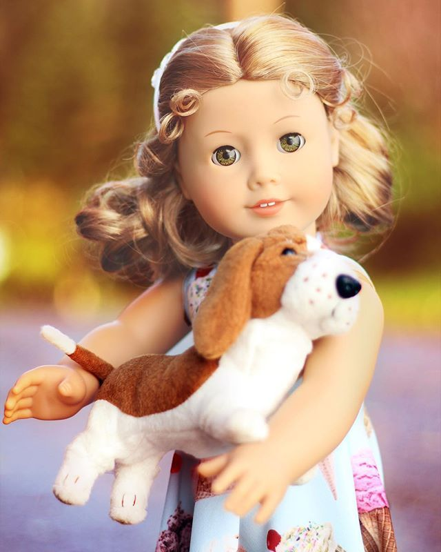 American girl doll #21 by 5hensandacockatiel