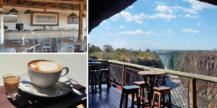 Coffee shops in Victoria Falls