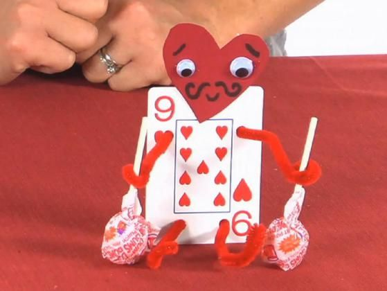 29 best images about Cool ideas for old playing cards – Valentine Playing Cards