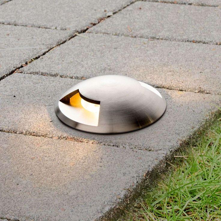 Lampada LED Helene da interrare all'esterno nel 2020
