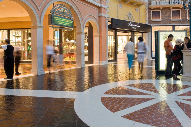 The Venetian Grand Canal Shoppes offer one of the most unique and beautiful shopping destinations in the world—in the middle of the world-famous Las Vegas Strip. Read more about our project with SEMCO seamless stone
