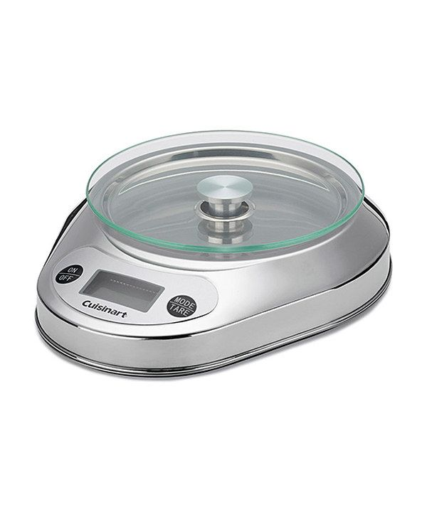 Love this Cuisinart Precision Chef Digital Kitchen Scale by Cuisinart on #zulily! #zulilyfinds