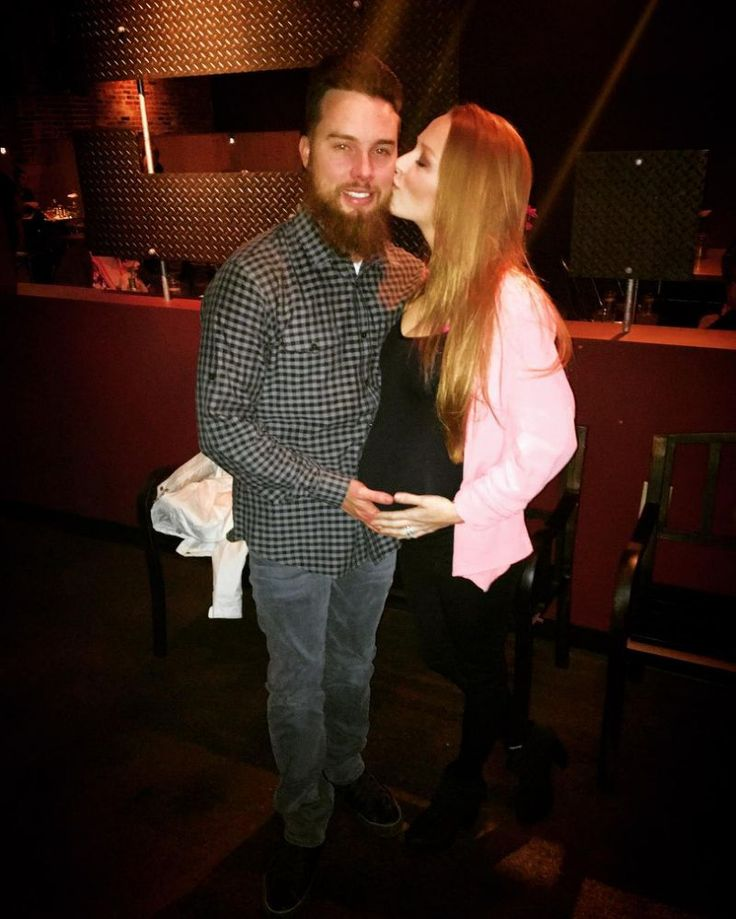 'Teen Mom OG' Star Maci Bookout Pregnant With Third Child