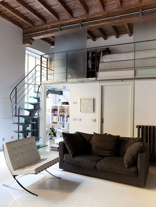 1000 ideas about mini loft on pinterest loft bedroom for Nuovi piani casa duplex
