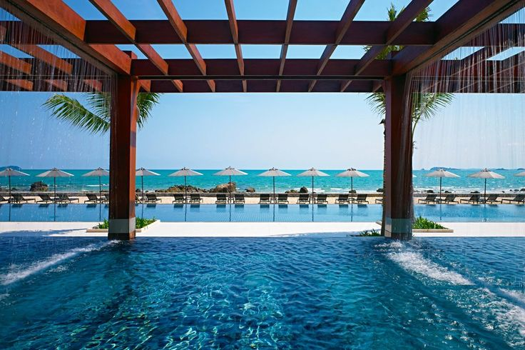 Rayong Marriott Resort & Spa in Thailand