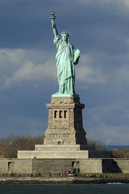 Statue of Liberty  #World heritage