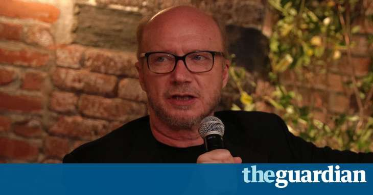 Paul Haggis, who depicted LAs racist underbelly in Crash, says Harvey Weinstein scandal is another