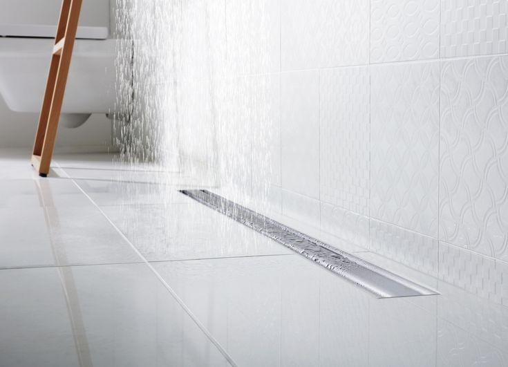 Badkamer Verbouwen Gamma : Tegelstrip gamma finest perel a aluminium xx cm zilvere koffer