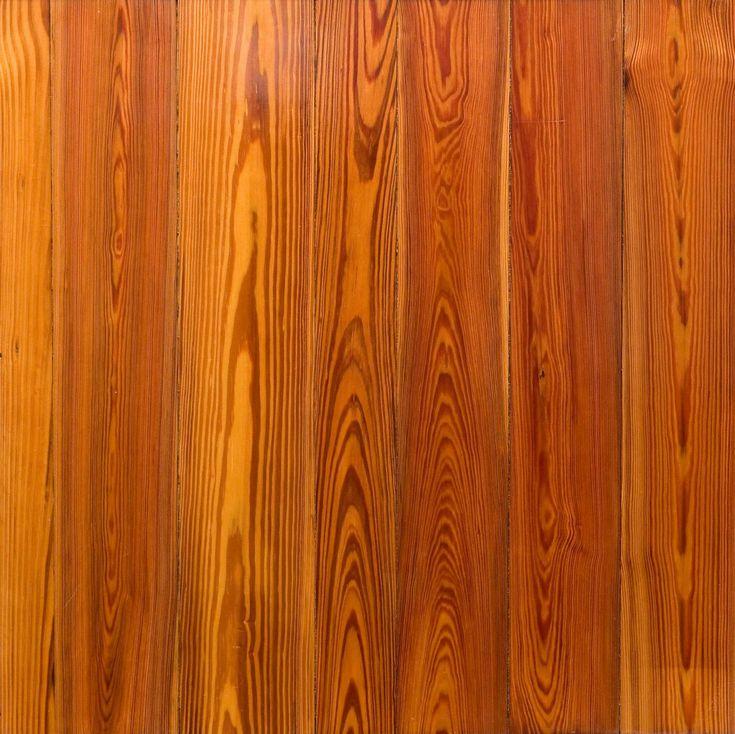 #1 Clear Flatsawn Heart Pine Flooring