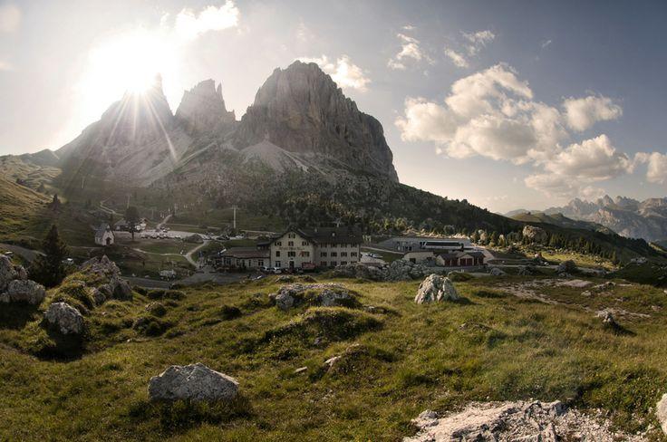 Rifugio Passo Sella - Passo Sella - Genetica Multimedia