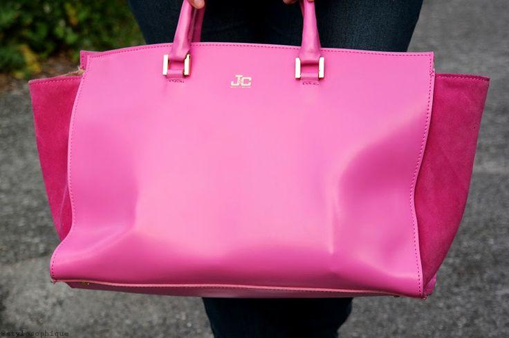 celine soft leather tote - jacky celine bags