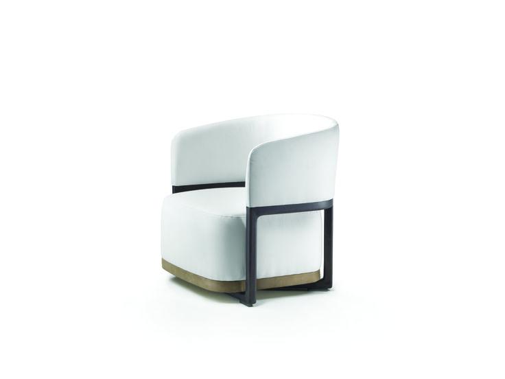 #Flexform MOOD FRIDA armchair #design Roberto Lazzeroni