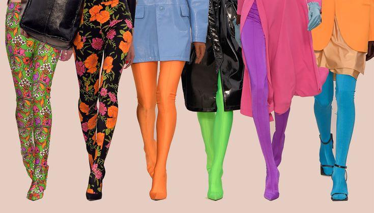 Модные цветные колготки весны 2017: топ-7  http://bracatus.com/akcent-na-yarkost-modnye-cvetnye-kolgotki-vesny-2017.html  #цветныеколготки #модавесна #модавесна2017 #модныеколготки #колготки2017