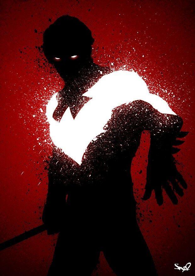 New 52 Nightwing wallpaper | nightwing | Pinterest | Posts ...