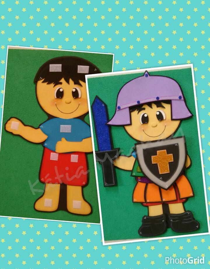 Soldado de Cristo_A armadura do cristão