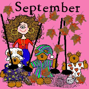 September Holidays 2013 (Official) Monthly, Weekly, Daily, Unknown, Crazy, Bizarre, Silly Holiday Observances. - for school/craft binder