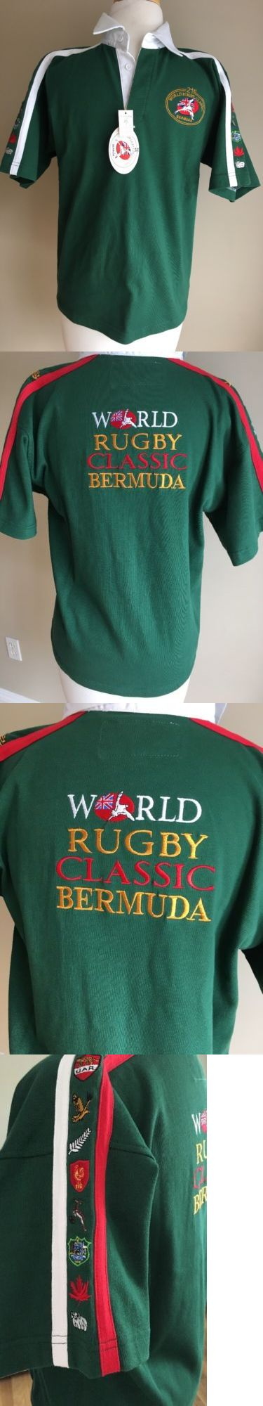 Rugby 21563: Boys Xl 21St Annual Authentic World Rugby Classic Rugby Shirt - New With Tags - -> BUY IT NOW ONLY: $39 on eBay!