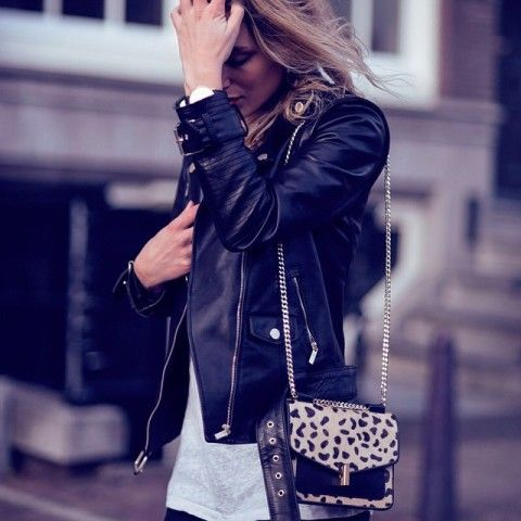Elliott Print Animal Print Mini Animal-print Bag | Spotted on @raspberrynrouge