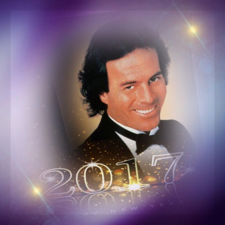 HAPPY NEW YEAR 2017 FOR JULIO AND ALL MY FANS AND FRIENDhttp://www.julioiglesiascalinromania.ro