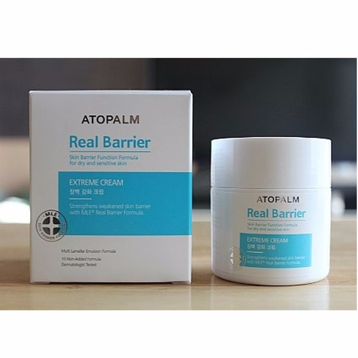 Atopalm Real Barrier Night Moisturizing Extreme Cream 1.69oz #ATOPALM