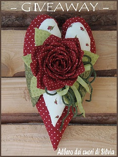 corazon heart with a rose