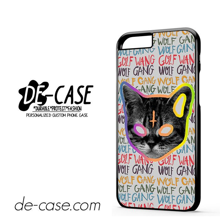 OFWGKTA Golf Wang Wolf Gang The Creator Odd Future Crew Tyler Earl DEAL-8124 Apple Phonecase Cover For Iphone 6 / 6S