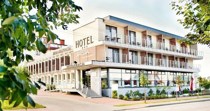 Hotel Messa *** – Nadmorski relaks w nowoczesnym stylu