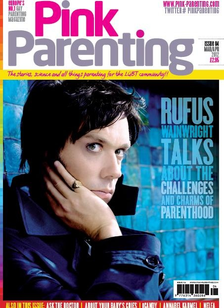 Issue 4 Rufus Wainwright Exclusive Interview