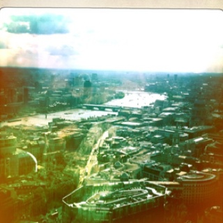 View of London from Tower 42