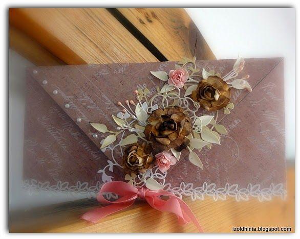 kopertówka / decorative envelope