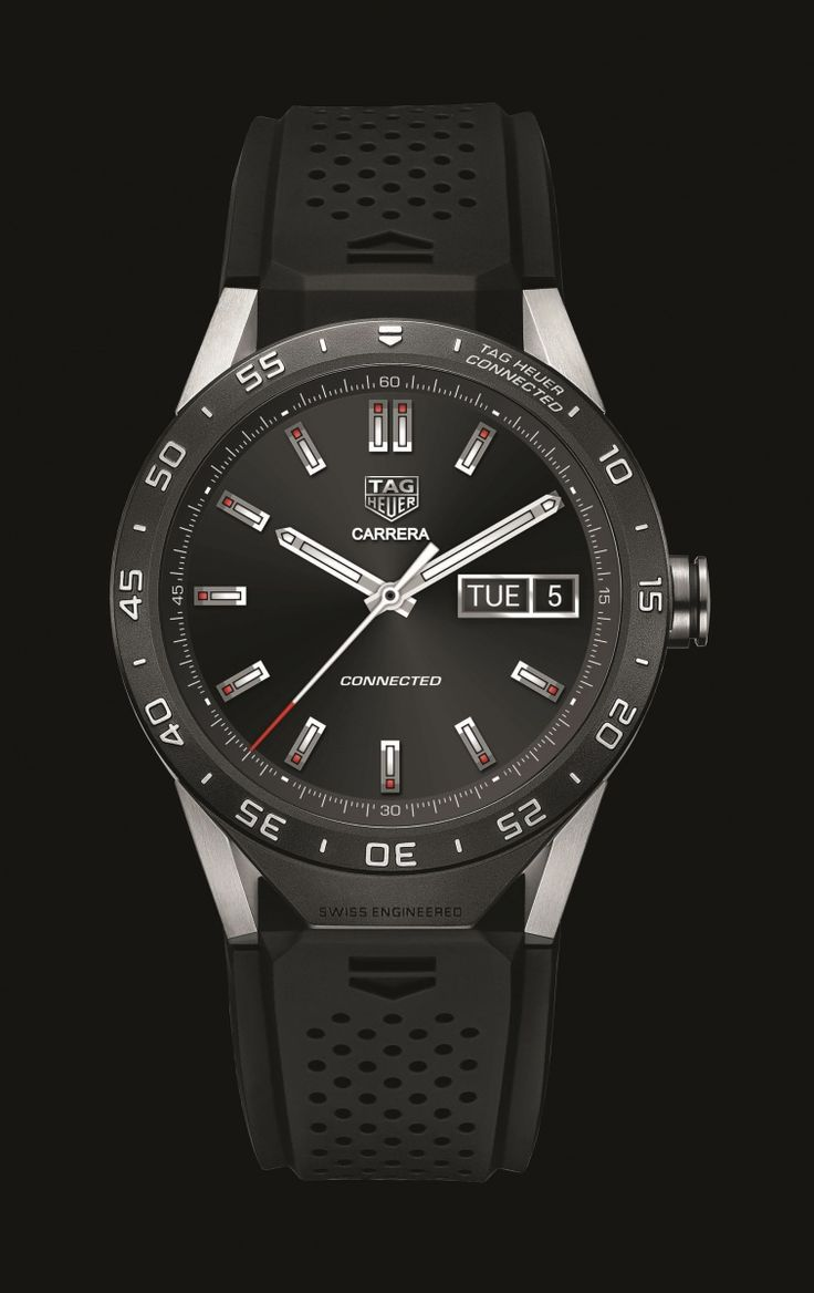 Tag Heuer Connected - Black