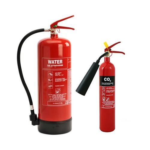 Berbagai Jenis Alat Pemadam Api dan Kegunaannya - Informasi Alat Pemadam Api