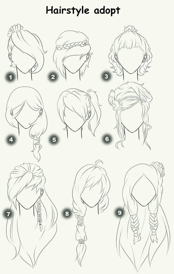 Every anime character I know who had #4 died... That hair style is instant death