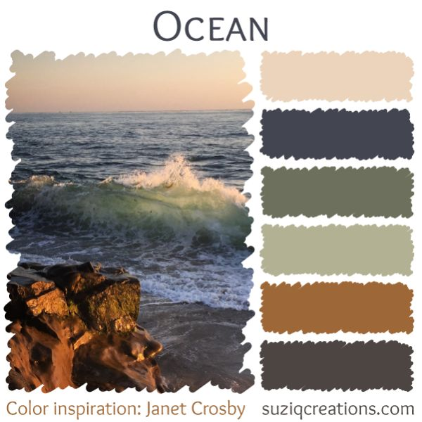 Ocean Color Palette