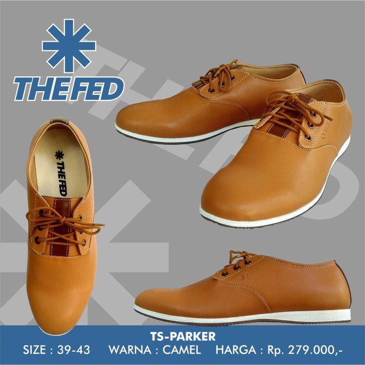 THE FED Footwear TS-PARKER Camel  jujung@gmail.com